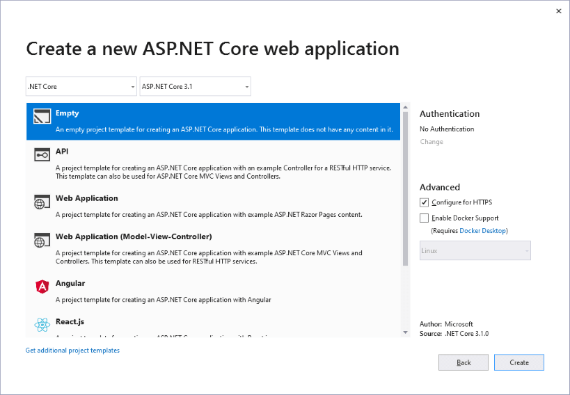 ASP NET Core | JWT-токены